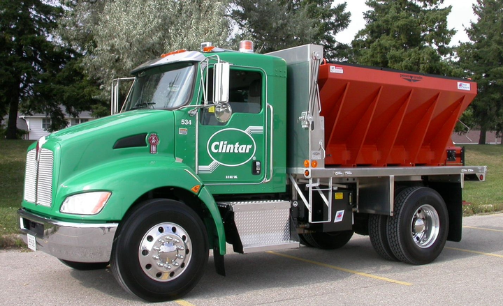Clintar Landscape Management operates 40 Kenworth T370s, used for snow removal during winter months, and landscape and maintenance needs the remainder of the year.  -