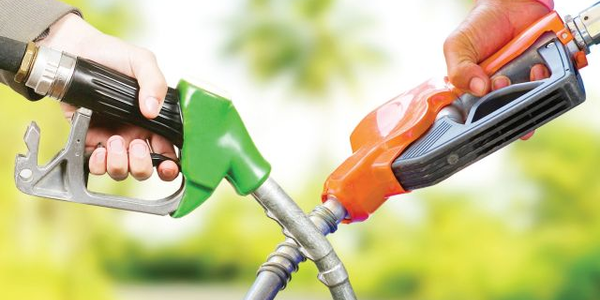 Diesel or Gasoline: Making the Right Decision