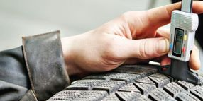 Tire PMs: Low-Tech Solutions for Cost Control