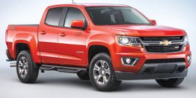 Diesel Chevrolet Colorado Provides Duramax Appeal
