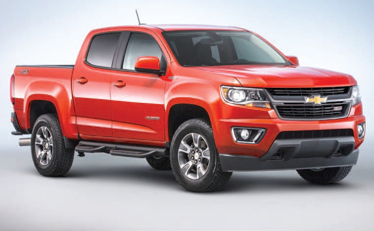 Diesel Chevrolet Colorado Provides Duramax Appeal