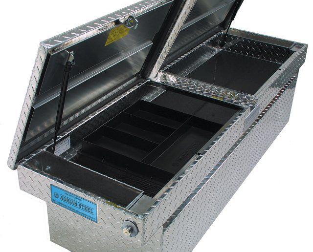 When evaluating toolboxes, review usage needs and vehicle specifications.(PHOTO: Adrian Steel) -