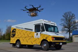 Drones are Delivering the Future