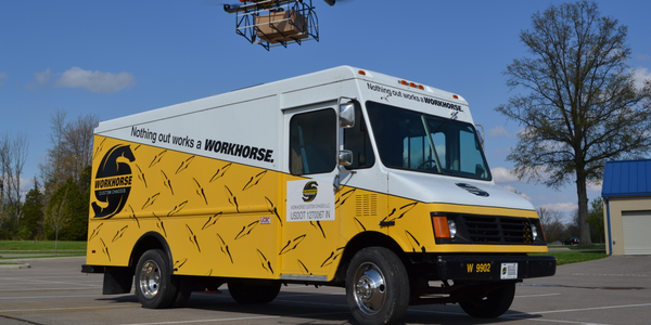 Once approved by the FAA, Workhorse will release a version of the E-GEN hybrid-electric truck...