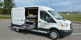 High-Roof Vans Set New Productivity, Efficiency Standards