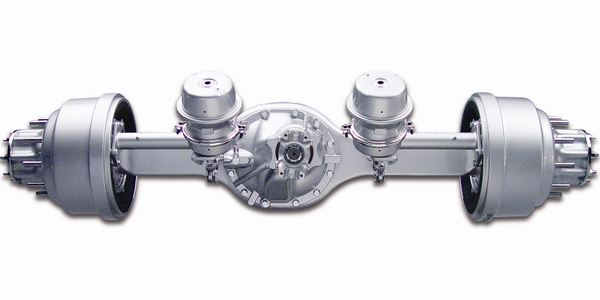 The gear ratio selected for the drive axle impacts the truck's available top-end speed, ability...