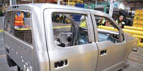 Reinventing the F-150 Truck with Aluminum