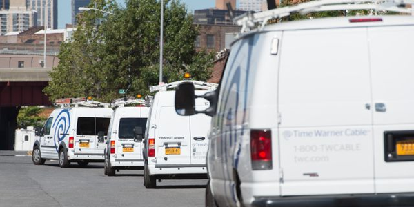 The Time Warner Cable fleet supports the needs of the second-largest telecommunications company...