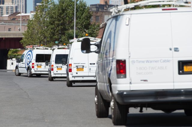 The Time Warner Cable fleet supports the needs of the second-largest telecommunications company in the U.S. (PHOTO: Time Warner Cable) -