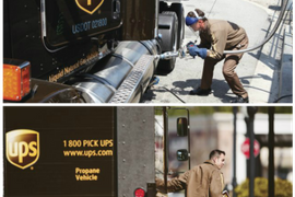 UPS Sets Aggressive Emissions-Reduction Goals