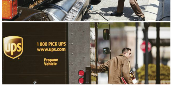UPS Sets Aggressive Emissions-Reduction Goals