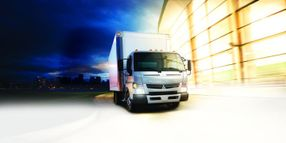 Mitsubishi Fuso 'Reinvents' its FE/FG Cabover Series