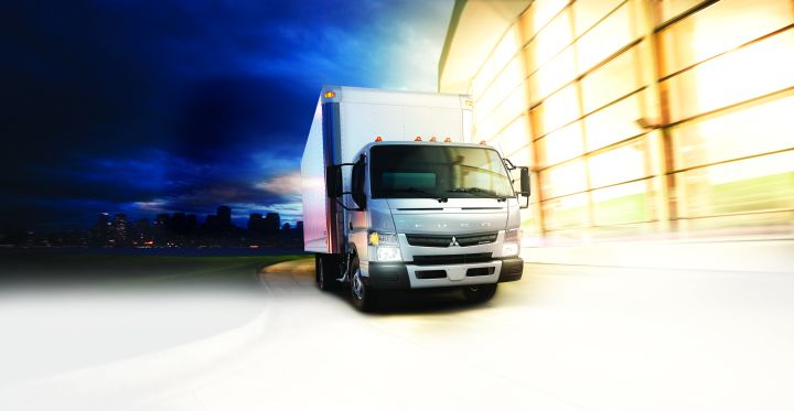 Mitsubishi Fuso 'Reinvents' its FE/FG Cabover Series - Vehicle