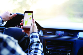 Strategies to Minimize Driver Distraction