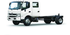 Double Cab Now Available for Hino 195 Diesel & 195h Hybrid