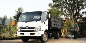 Hino Brings Class 4 Cabover to Fleets