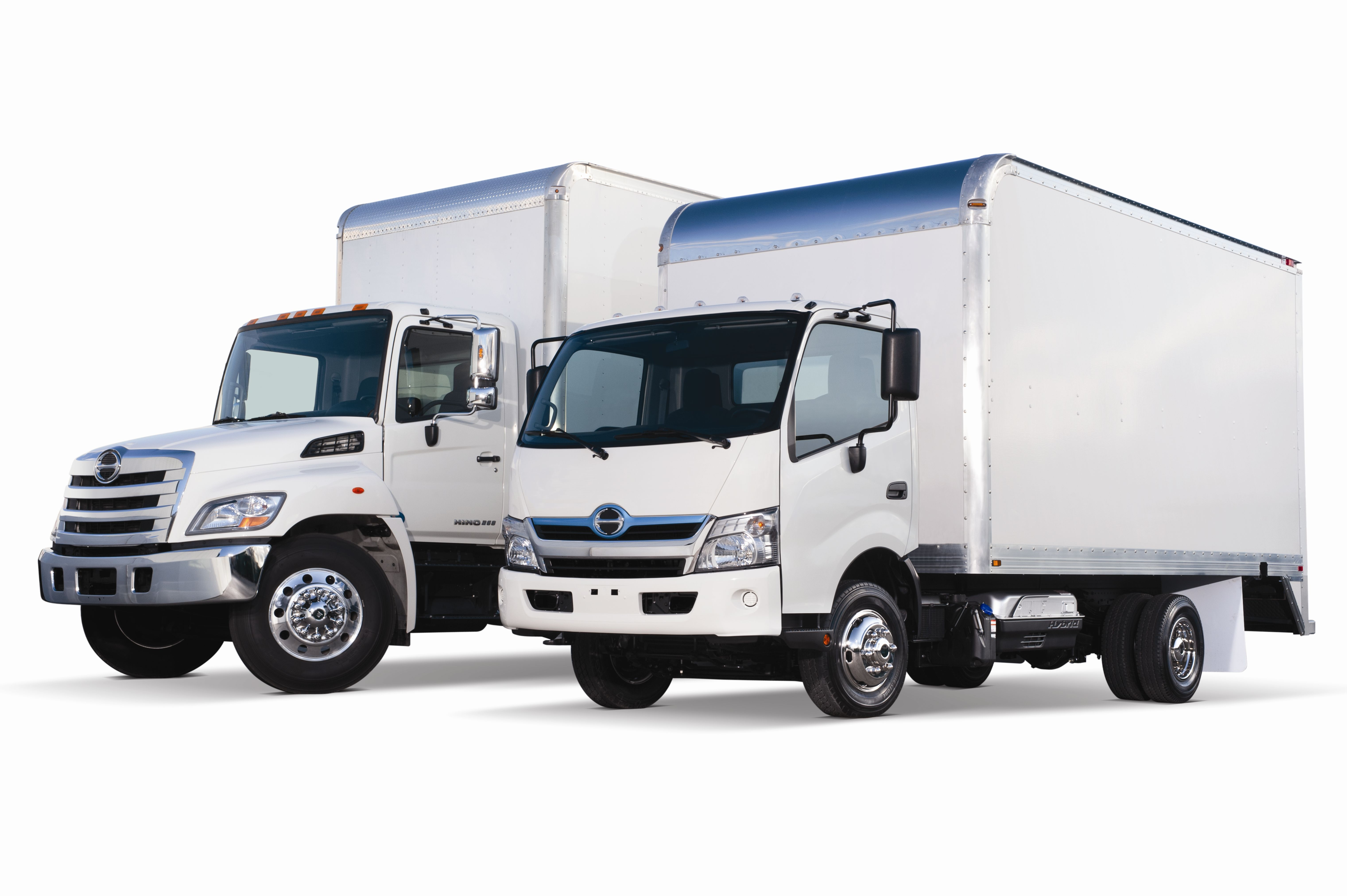 Hino Targets Expanded Market Share with New Class 4-5 COEs