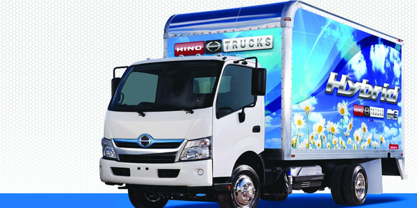 The Hino Class 5 COE model is ushering the company into the hybrid diesel-electric market. The...
