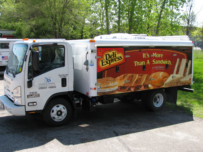 Hodgdon worked with Deli Express/E.A. Sween's fleet management company to explore a variety of alternative technologies to determine which fuel type could work for the organization.  -