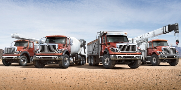 The series features two mid-range models: the HV507 has a set-forward axle (near the front...
