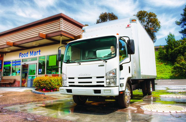 Isuzu Gases Up N-Series, Launches All-New REACH Commercial Van