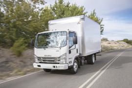 2016 Isuzu NPR Diesel Steps it Up a Class