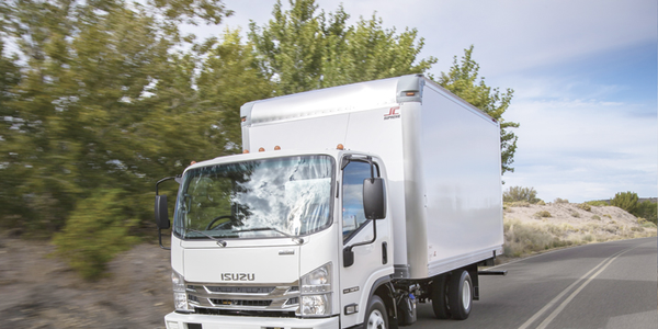The 2016 Isuzu NPR Diesel features a standard 33.5-inch chassis width, which allows for...