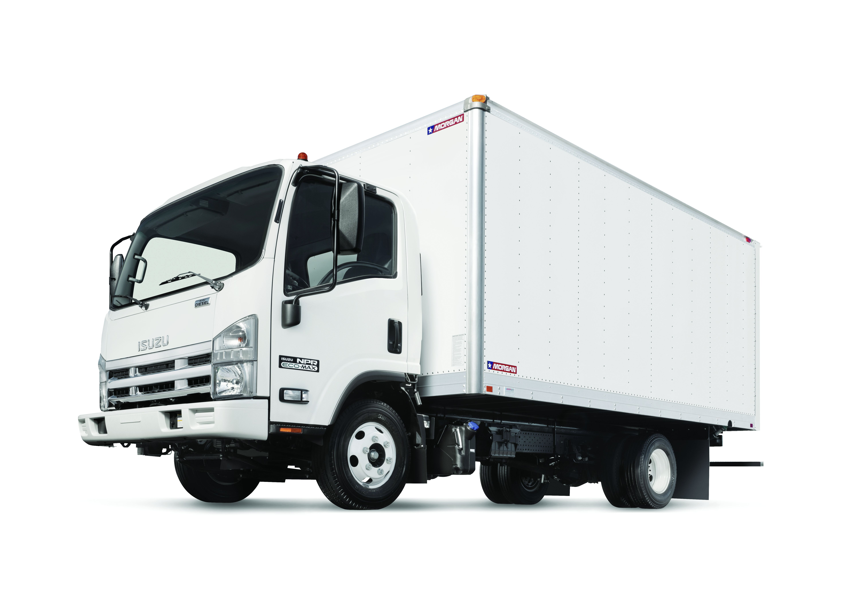 Isuzu N-Series Named 2013 Medium-Duty Truck of the Year