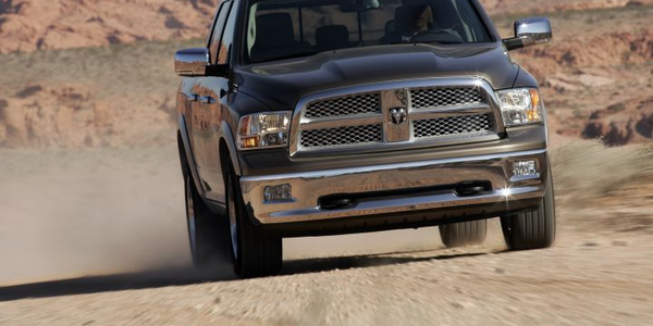 Dodge Debuts First-Ever Ram Crew Cab