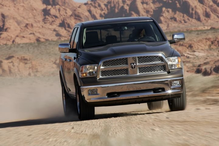 Dodge Debuts First Ever Ram Crew Cab Operations Work Truck Online
