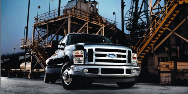 2010 F-Series Ford Super Duty Named 2010 Work Truck of the Year
