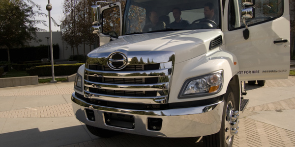 Hino Well-Positioned to Expand Commercial Market Share