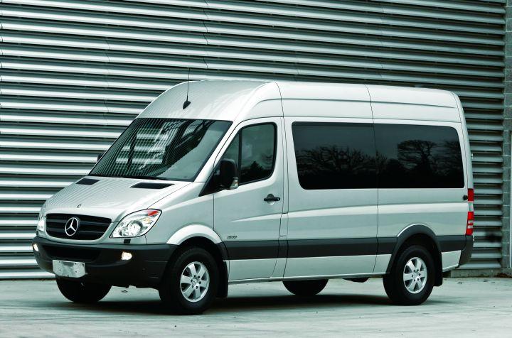Daimler Vans USA Launches 4th Sprinter Model