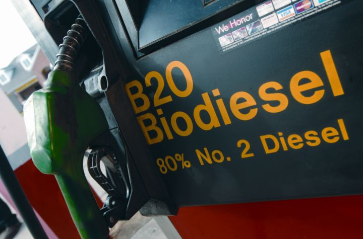 How Does the 2010 EPA Standard Impact Fleet Biodiesel Use?