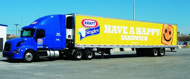 Kraft Foods Pursues Sustainability with Steps 'Big & Small'