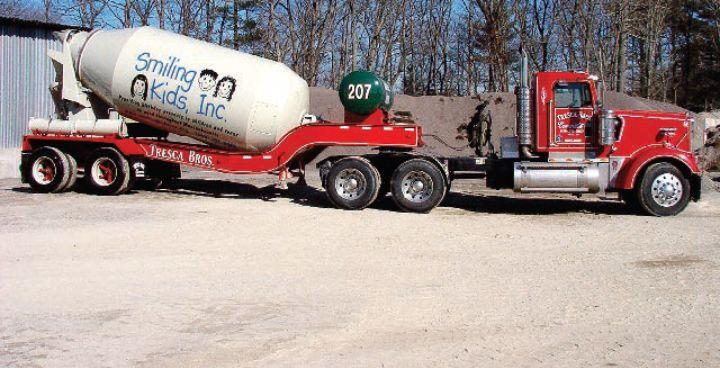 Truck Designs Produce a Concrete Winner