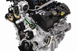 Ford's All-New F-150 Power Train Lineup Delivers on Fuel Economy