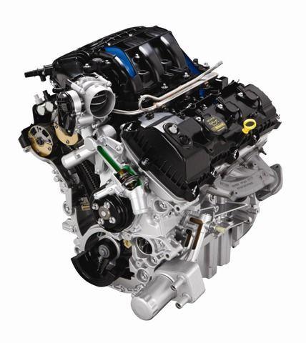 3.7L Four-valve Ti-vct v-6 -