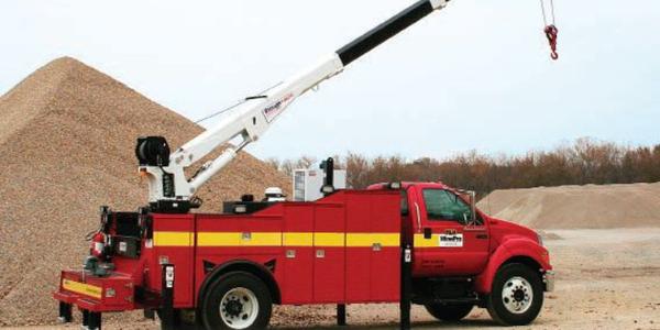 P&H Deploys New-Generation Crane Technology