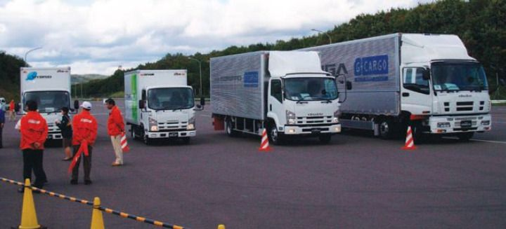 Work Truck magazine participated in the Isuzu Fuel Economy Challenge at the company's proving ground in Hokkaido. More than 10,000 drivers over the past 10 years have visited the proving ground to participate in the Fuel Economy Challenge. -