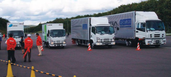 Isuzu SEE Technology: Safety, Econony, Environment