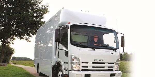 Isuzu Introduces 2011 NPR ECO-MAX Truck