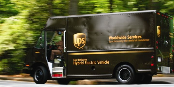 Since its founding in 1907, UPS has been looking for the most efficient ways to operate. In...