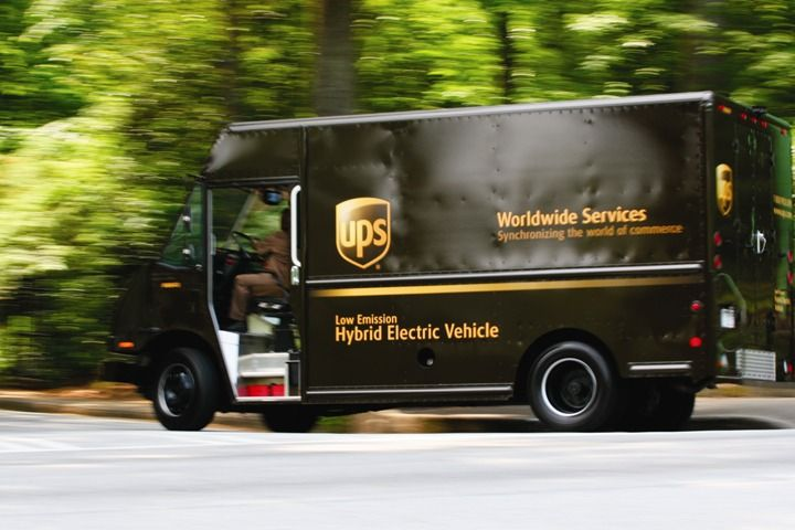 Since Its Founding In 1907 Ups Has Been Looking For The Most Efficient Ways To