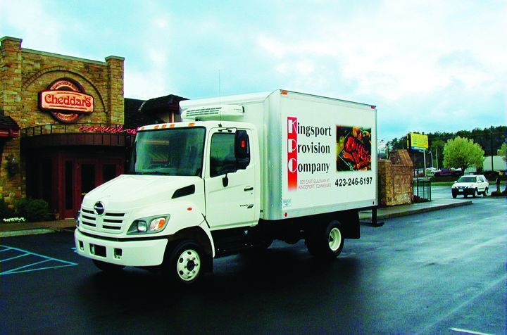 When spec'ing a refrigerated truck body, knowing product dimensions, weights, and capacity is necessary. -