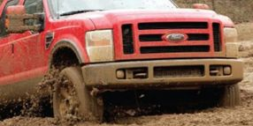 Ford Gets Tougher with the 2008 Super Duty