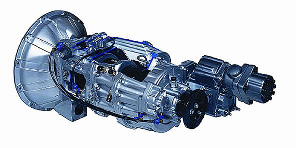 How to Select A Medium-Duty Truck Transmission
