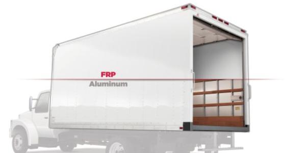Pros & Cons: Aluminum vs. FRP Van Bodies