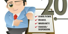 20-Point Checklist for Proper Truck Selection