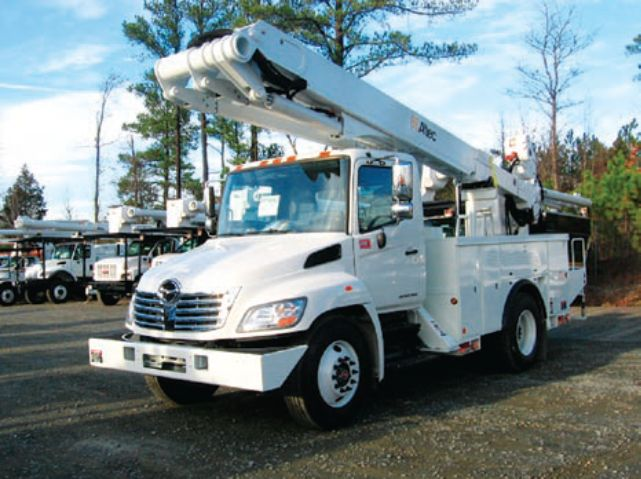 Hino Aims to Increase Market Share